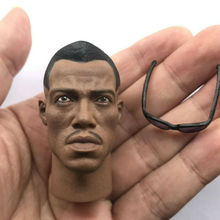 Custom 1/6 Scale Blade The Series Wesley Snipes Head Fit 12 Hot Toys Figure