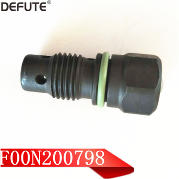 Freies verschiffen F00N200798 Kraftstoff Pumpe Überlauf Ventil F 00N 200 798 Pumpe Relief Ventil Hohe Qualität