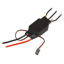 GoolRC 60A Borstelloze Waterkoeling Electric Speed Controller ESC met 5 v/3A BEC voor RC Boot Model(China)
