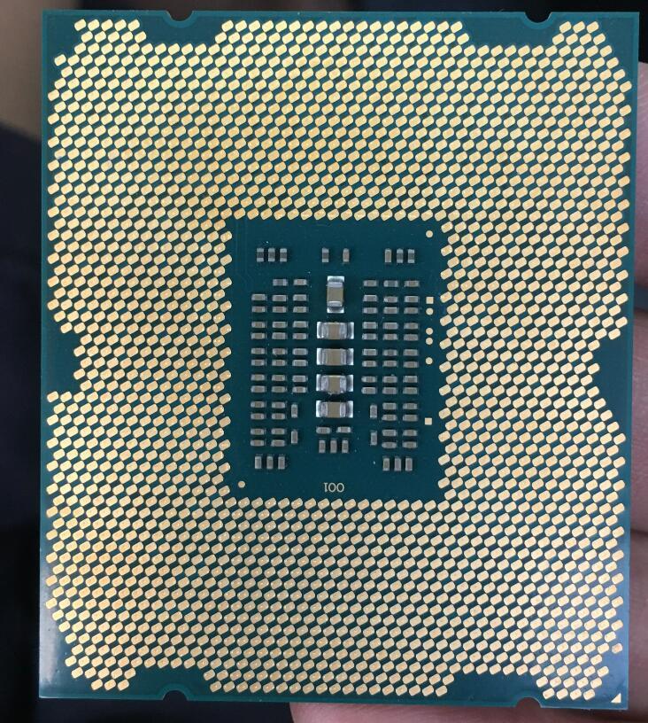 Processeur Intel Xeon E5 1620 V2 E5-1620 V2 CPU LGA 2011 serveur processeur 100% fonctionnant correctement processeur d'ordinateur de bureau - 2