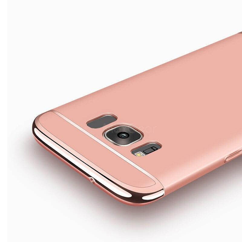 3 in 1 telepon kasus untuk samsung galaxy s9 s8 s7 s6 tepi ditambah - Aksesori dan suku cadang ponsel - Foto 2