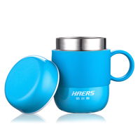 Haers 280ML Candy Color Coffee Thermos LBG 280 11