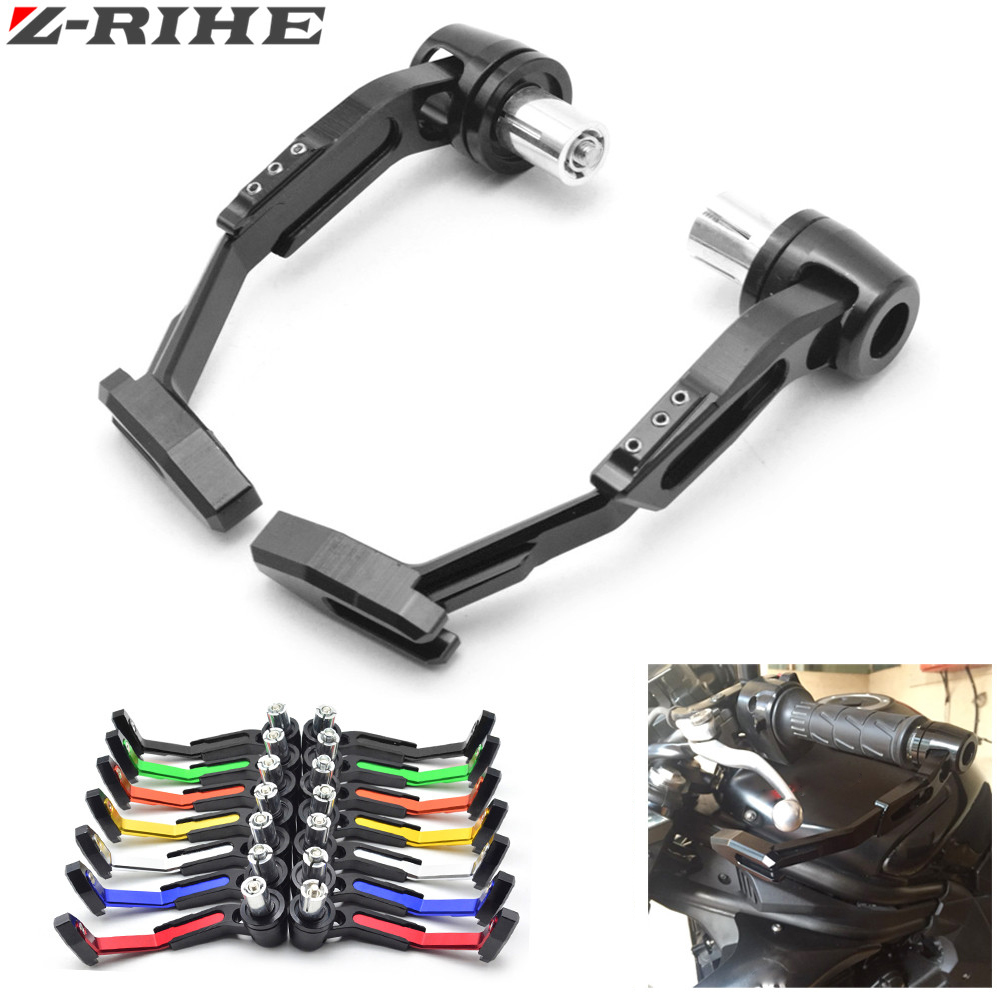 "CNC 22mm 7/8"" Motorbike proguard system brake clutch levers protect for Kawasaki BMW R1200ST R 1200ST R 1200 ST 2006-2008 2007"