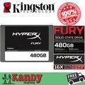 Kingston HyperX SSD Fury 512 ГБ 480 ГБ SATA внешний жесткий диск дискотека duro экстерно ноутбук портативный твердотельный диск лот оптовая