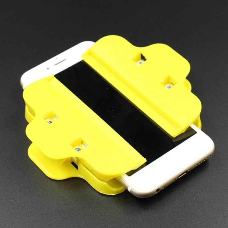1PC Mobile Phone Repair Tools Plastic Clip Fixture Fastening Clamp For Iphone Samsung iPad Tablet LCD Screen Repair Tools