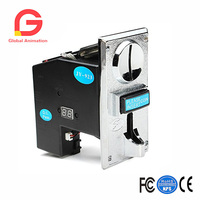 CH 923/JY 923 Multi Coin Acceptor Coin Selector Validator Collector Device for Arcade Gmae Cabinet