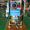 Hot Sale 10liter Stainless Steel Small Milk Pasteurization Machine for Milk Bar Use
