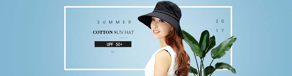2b4e1708b6f8a SIGGI Women Summer Sun Hat cotton Cap chapeu feminino praia chapeau femme  bill neck flap UV ...
