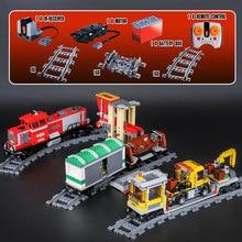 В НАЛИЧИИ натуральная 898 шт. город серии legoinglys красный поезд строительные блоки кирпичи развивающие игрушки рождественские подарки
