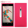 100% Unlocked Original Nokia Lumia 800 Cell Phone Windows OS 16GB 3G GPS WIFI 3.7 inch Touch Screen 8MP Camera In stock