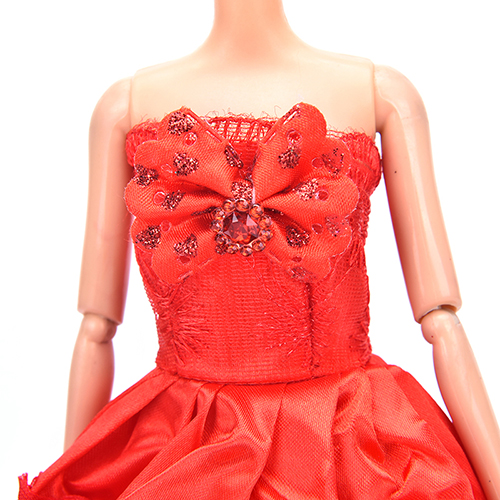 Evening-Dress-For-Barbie-Doll-Wedding-Dress-Furniture-For-Dolls-Puppet-Clothes-For-Barbie-Dolls-Accessories-4