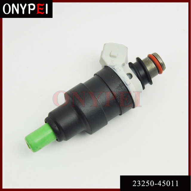 US $18 5 |Fuel Injectors 23250 45011 23209 45011 For 22RE 2 4 Pickup 4  Runner Celica REMAN 2325045011 2320945011-in Fuel Injector from Automobiles  &