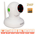 HOSAFE 1080P PTZ IP Camera Wireless 4x Optical Zoom Home Security Infrared Dome Camera Audio Motion Dection Email Alert