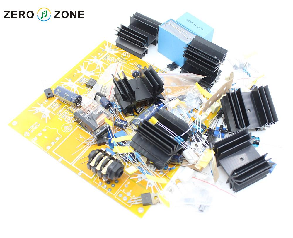 Hv2 Discrete Cass A Headphone Amplifier Kit Board Technica Ha2002 Using Components Amp L163 56 In From Consumer Electronics On Alibaba Group