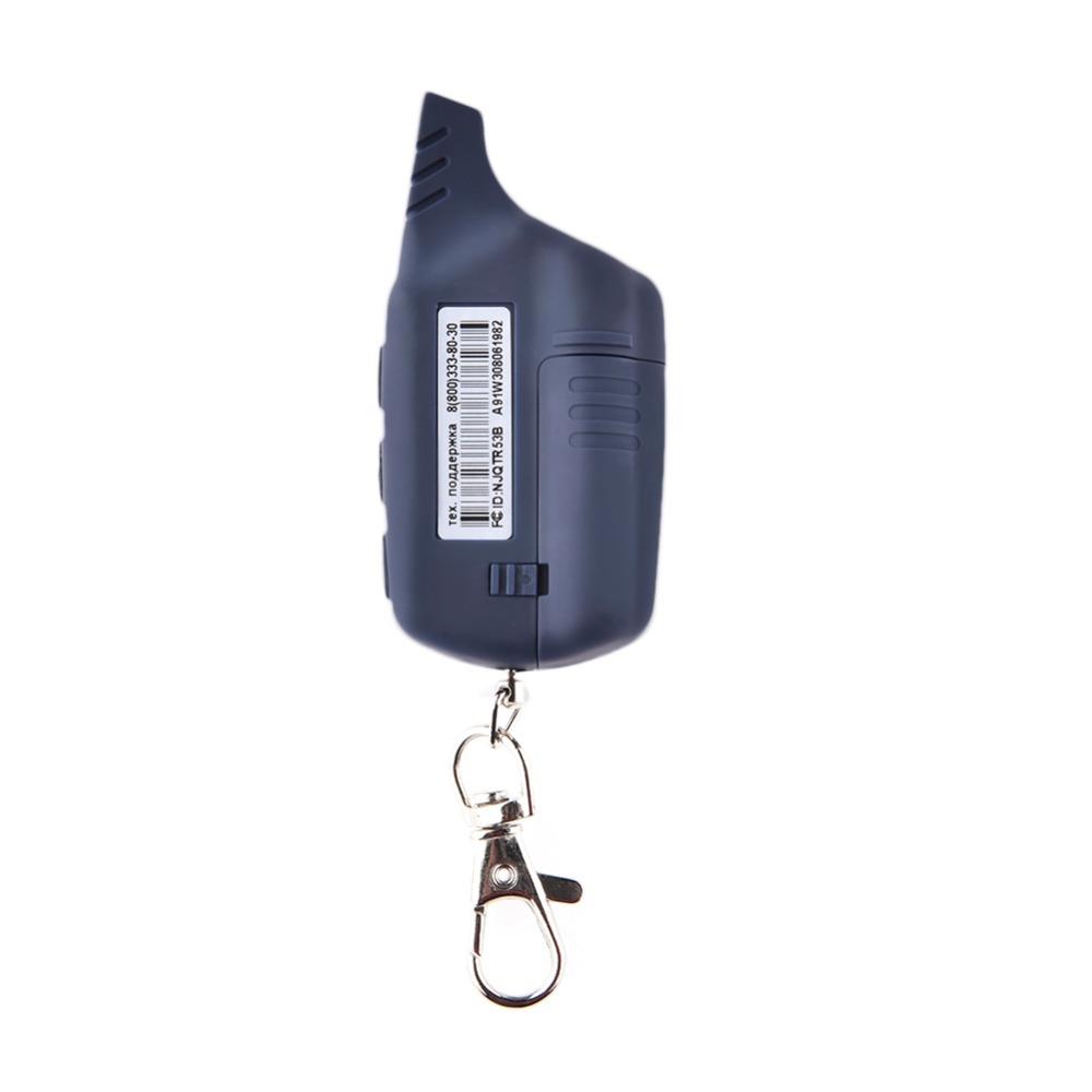 HTB1Spdjdi6guuRkSmLyq6AulFXaG - Anti-theft System A91 LCD Remote Controller For 2 Way Car Alarm Starline 91 Engine Starter Fob Keychain/lcd Body Remote