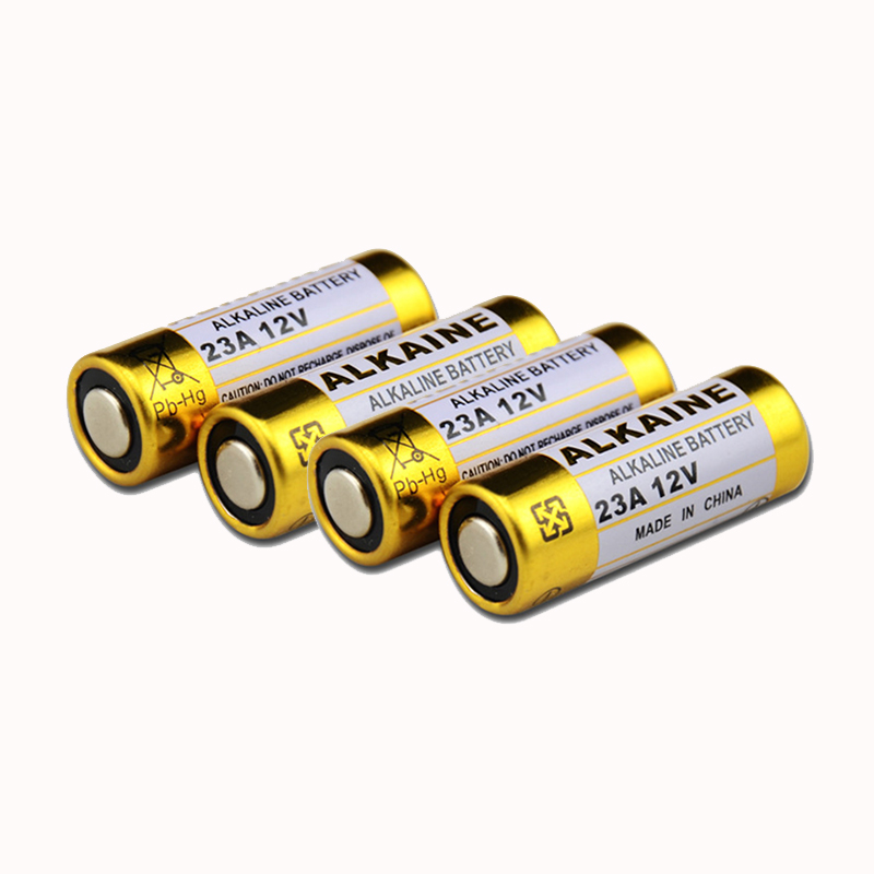 New 8pcs/Lot 23A12V Battery Small Battery 23A <font><b>12V</b></font> 21/23 <font><b>A23</b></font> E23A MN21 MS21 V23GA L1028 Alkaline Dry Battery image