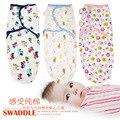 2017 Nova Primavera Saco de Dormir Envoltório Do Bebê de Pano Do Bebê de Algodão Variedade de Lote Misto para o Banho Do Bebê Robe