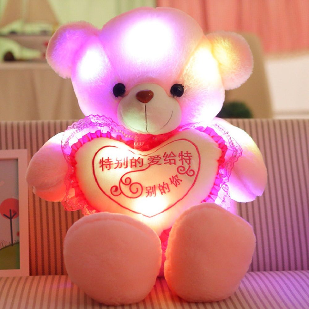 custom doll Teddy Panda doll, plush toy hug bear girl doll doll cute cute baby, send girlfriend birthday gift, children princess the lovely bow bear doll teddy bear hug bear plush toy doll birthday gift blue bear about 120cm