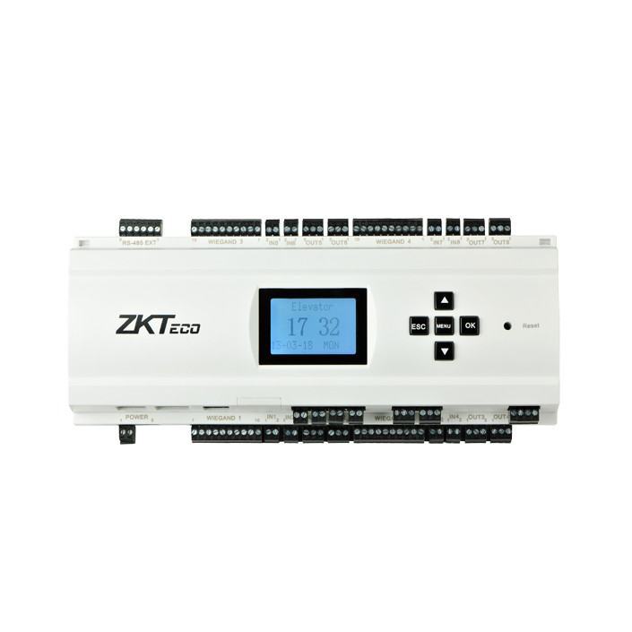 Free Shipping ZK ELEVATOR CONTROLLER BOARD EC10 ZKTECO LIFT CONTROL BOARD EC10 LIFT CONT ...