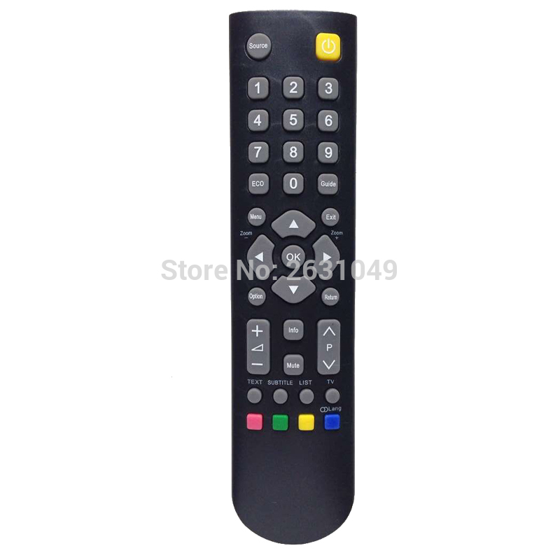 Remote Control For Telefunken tv TF-LED24S29T2 TF-LED32S29T2 TF-LED40S29T2  TF-LED28S16T2 TF-LED32S16T2