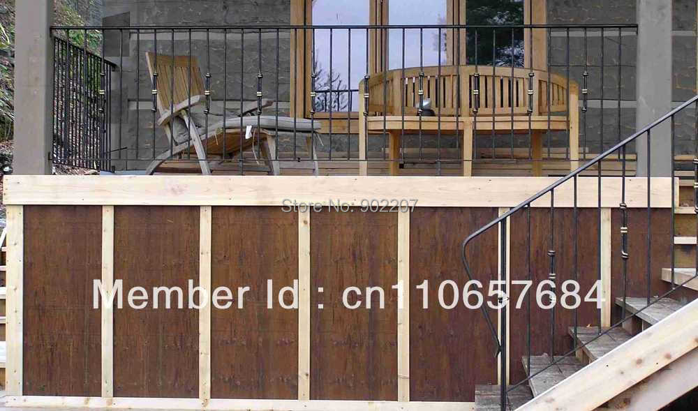 compare prices on wrought iron stair railing online