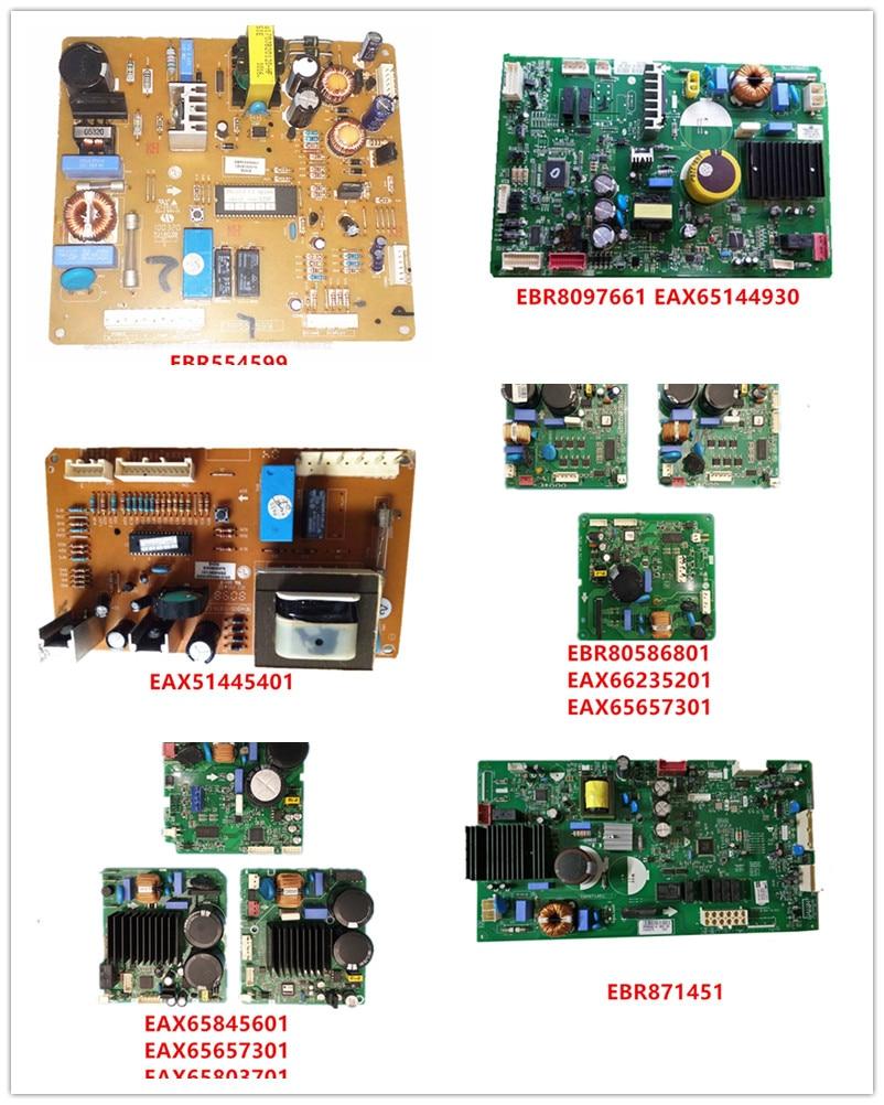 EBR554599/EBR8097661 EAX65144930/EAX51445401/EBR80586801/EAX66235201/EAX65657301/ EAX65845601/EAX65803701/EBR871451 Used Work