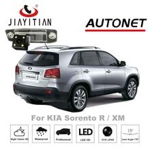 Jiayitian камера заднего вида для Kia Sorento R для Sorento Naza XM MK2 2007 ~ 2015 HD CCD Ночное видение номерной знак камеры резервная камера