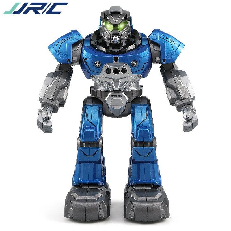 R5 CADY WILI Intelligent Smart Robot Programmable Auto Music Dance RC Robot & Smart Watch Follow Gesture Sensor RC Toys