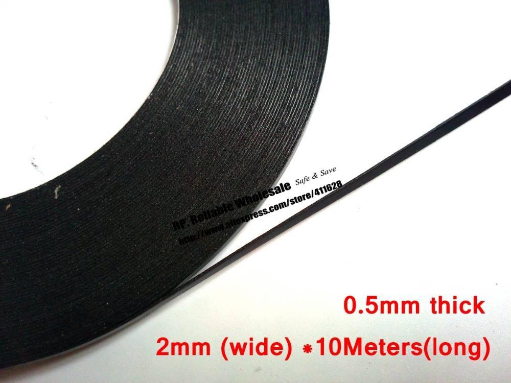 2mm~25mm Wide, (0.5mm Thick) 10M/Roll, Double Sided Sticky Black Foam Sponge Tape for Phone Samsung HTC Screen Dust Proof Seal 10mm 20m 0 5mm double sided black sticky sponge foam tape gasket for android machine mainboard tablet panel seal dust proof