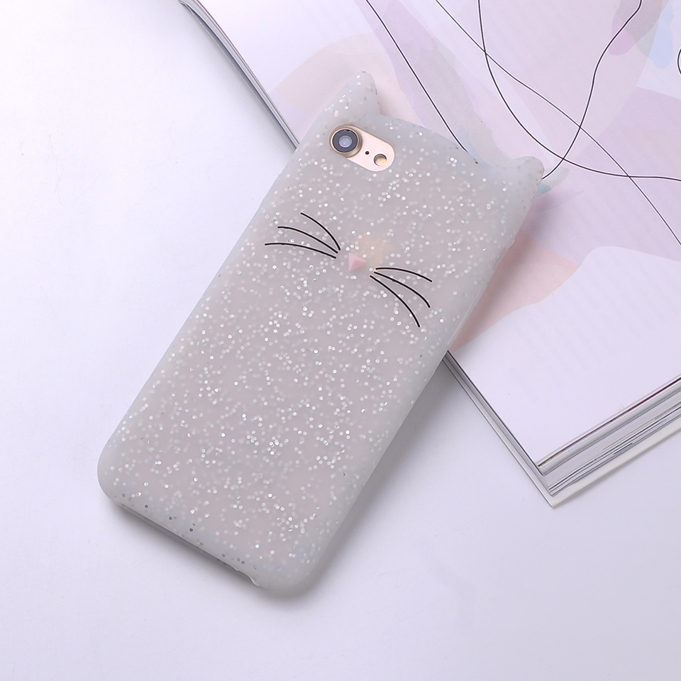 Cat Ear IPhone Cover Cases