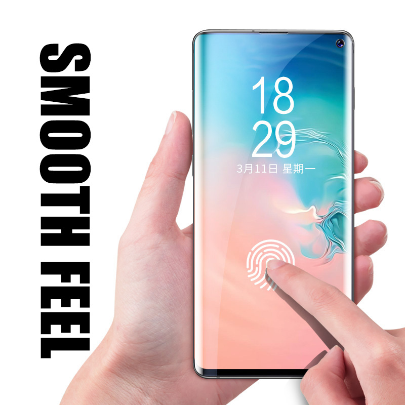 Image 4 - Tempered Protective Glass For Samsung Galaxy J4 Plus 2018 J6 Glass For Samsung A5 A6 A7 A8 Plus A9 2018 Screen Protector Film-in Phone Screen Protectors from Cellphones & Telecommunications on