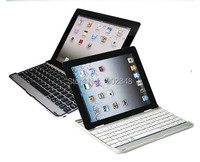 Russian Special Letter Aluminium Ultra Slim Metal Wireless Bluetooth Keyboard Cover Case For For Apple Ipad