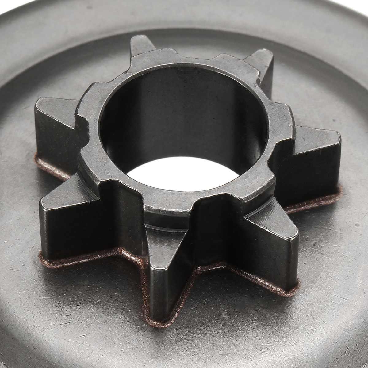 Диск сцепления Звездочка шайба E-Clip комплект бензопилы для 350 31 340 345 346XP 350 445 450 450E. 325 шаг шестерня для бензопилы