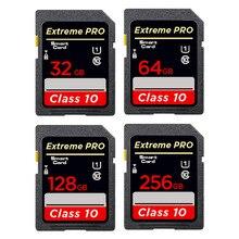 Ультра карта памяти sd 16 ГБ 32 ГБ 64 Гб SDHC камера sd 64 Гб tarjeta sd 128 ГБ 256 ГБ carte memoire класс 10 UHS-1