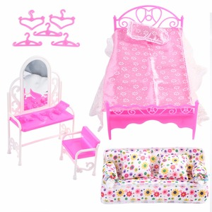 Doll Accessories Sofa Bed Hang