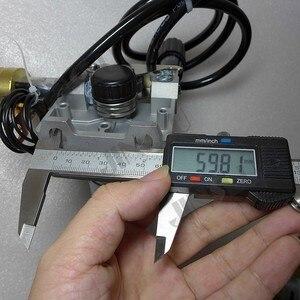 Image 4 - 12 В 0,8 1,0 мм проволочный Фидер в сборе проволочный подающий сварочный двигатель сварочный MIG MAG евро коннектор MIG 160 ZY775