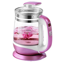 Electric kettle Fully automatic and thickened glass multi-function electric heating black tea pot boiling