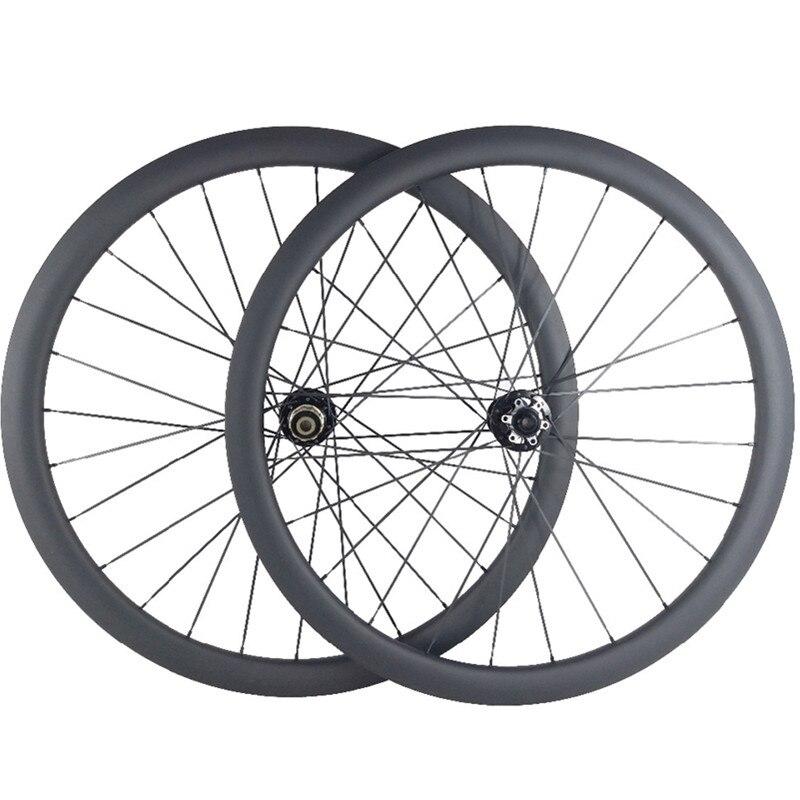 Углерода круги диски тормоза 700c D791SB D792SB концентраторы 100x9 мм 142x12 мм 1600 г 38 мм довод 23 мм углерода колесной 3 К UD колеса велосипеда