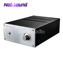 W220*H100*D311mm Aluminum Chassis Power Amplifier Case DIY Enclosure Envelope