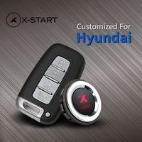 X-starten Keyless Go Smart Key Keyless-Entry-Remote-Taste Start für Hyundai Sonata Verna Rohens ix35 ix25 Elantra i30 Tucson