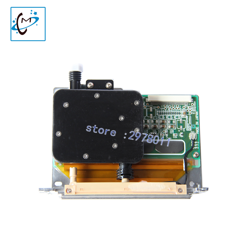 Original new !!! SPT 510 50pl print head Inkjet printer Infinity Challenger Zhongye SPT510 printhead 35pl 1pc for sale fast shipping sei ko spt 255 damper for inkjet printer with spt 255 printhead for challenger crystal gz solvent printing machine