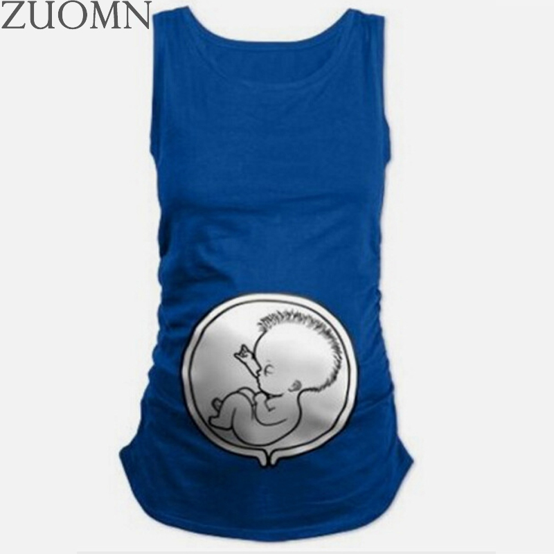 2017 Summer Pregnant Woman T-shirt Short Sleeve Vest Maternity Clothing Pregnant Women Nursing Vest waistcoat YL620