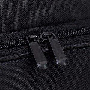 Image 5 - VODOOL bolsa para ordenador portátil, bolso de negocios de nailon, con cremallera, para hombro, alta calidad