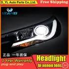 D YL Auto Styling voor Toyota C RV Koplampen 2013 2015 C RV LED Koplamp DRL Bi Xenon Lens Hoge Dimlicht parking Fog Lamp - 2