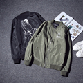 Ripndip Куртка Мужчины Женщины Марка Одежды Осень Высокое Качество 1:1 Хип-Хоп Бергамот Средний Палец Кошка Религиозных Ripndip Пальто Куртки