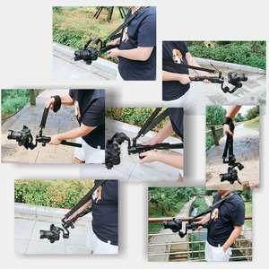 Image 5 - ปรับ Hang BUCKLE Lanyard สายคล้องไหล่สำหรับ DJI RONIN S มือถือกล้อง Gimbal Stabilizer Protector MOUNT