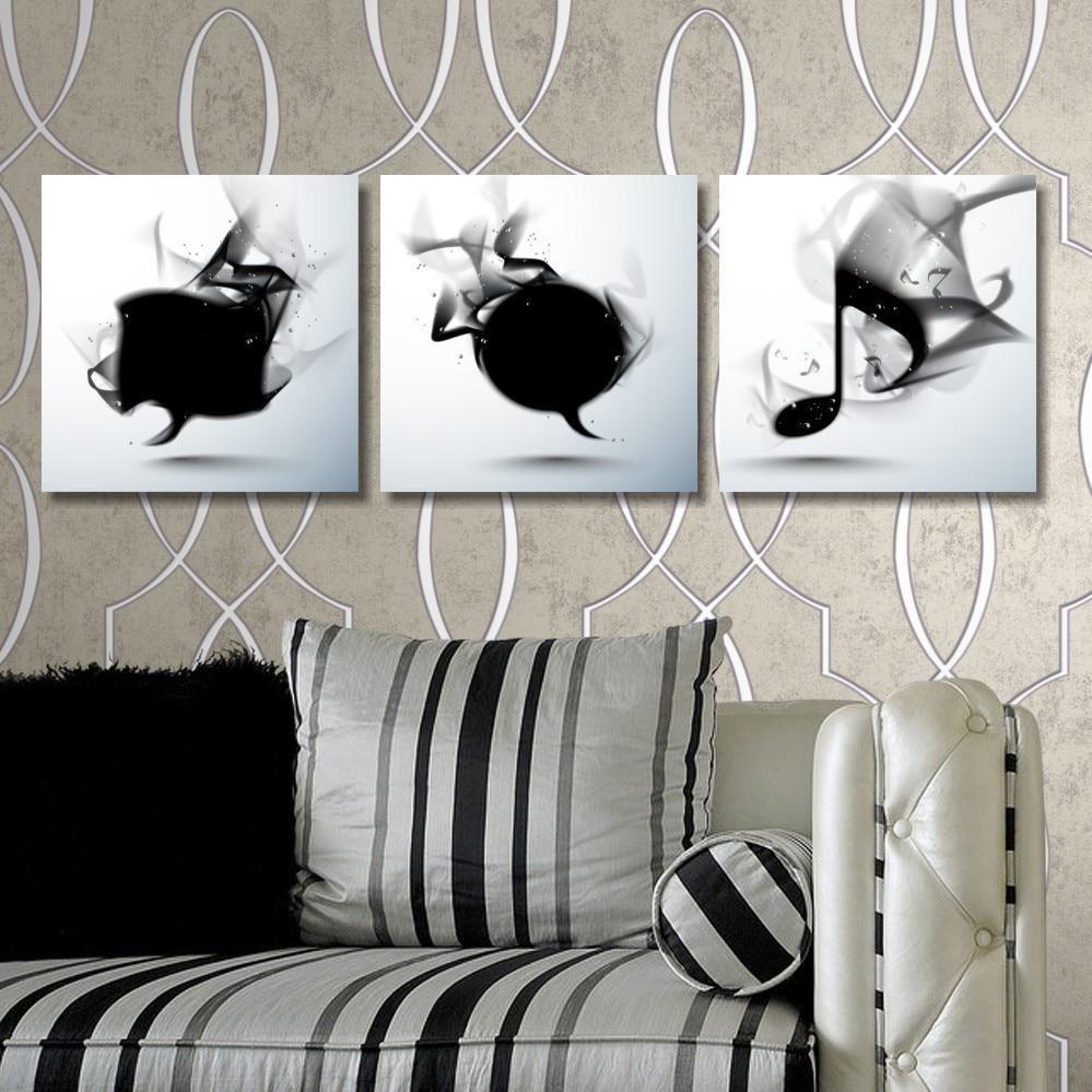 Maleri på lærred tryk blomster soveværelse vægmaleri værelse - Indretning af hjemmet - Foto 2