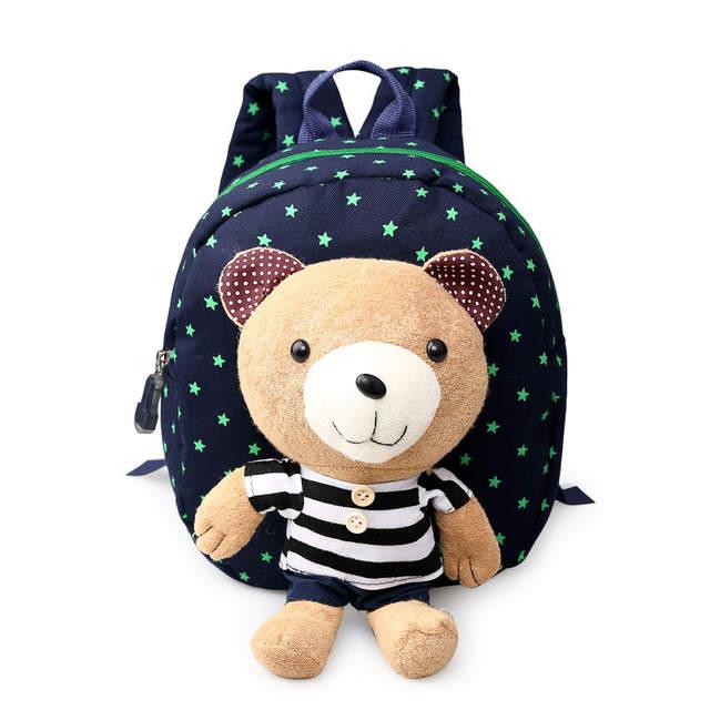 Online Shop Factory Kids Animal New Cute Cartoon Puppy School Backpacks  Children Small Gift Toy Kindergarten Boys Girls Toddler School Bags |  Aliexpress ...