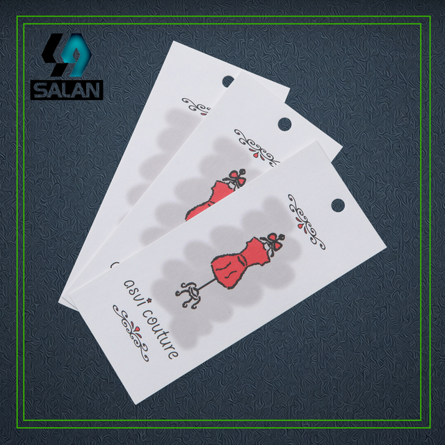 Custom fashion clothing paper printed hang tags price lists custom fashion clothing paper printed hang tags price lists bookmarks business card holder product tags dress colourmoves