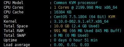 羊毛党之家 VPS测评:LetBox/洛杉矶饭桶KVM存储型/10G NVMe+500G HDD/三网直连/月付3.5刀起 https://yangmaodang.org